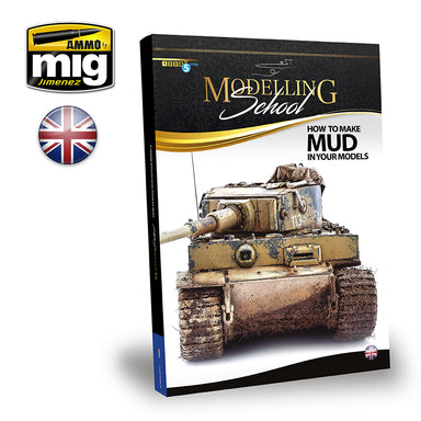 Modelling School - How to Make Mud in Your Models