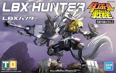 "BANDAI LBX1  1/144 Hunter ""Little Battlers Experience"""