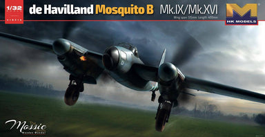 Hong Kong Model 1/32 De Havilland Mosquito B Mk. IX / XVI