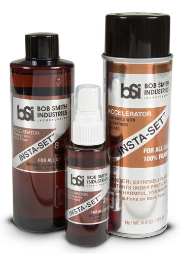 BSI 6.75 Fl oz. Insta-Set CA Accelerator Pump Spray