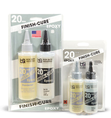 BSI Finish-Cure 20 Minute Epoxy 4 1/2 Oz.