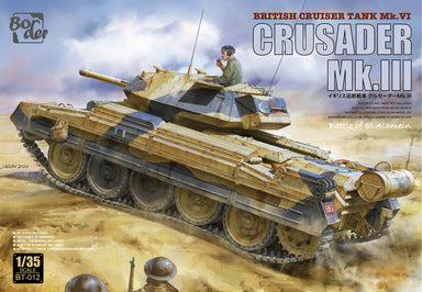 1/35 Border Models British Crusader MK.III