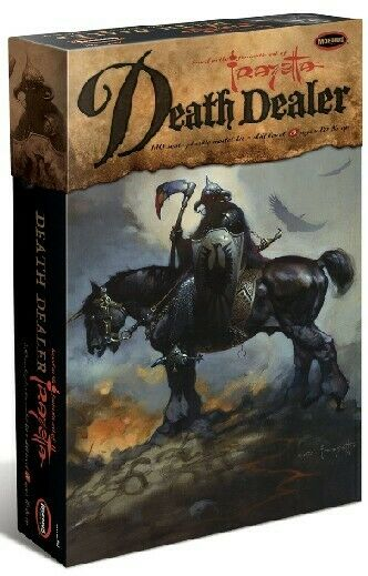 1/10 Moebius Frazetta Death Dealer