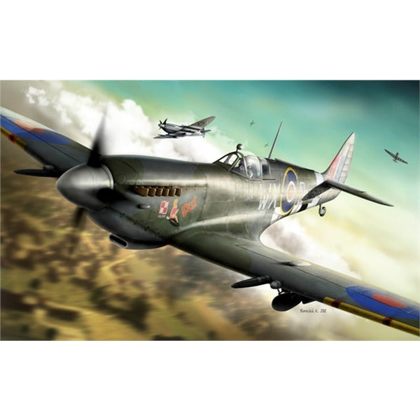 1/48 Eduard Spitfire Mk.IXc Late Version