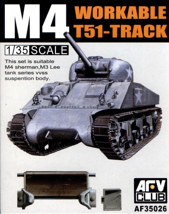 T51 TRACK FOR M4/M3