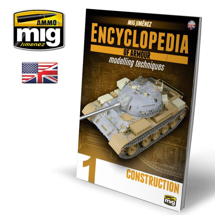"Encyclopedia of armour modelling #1 ""Construction"""