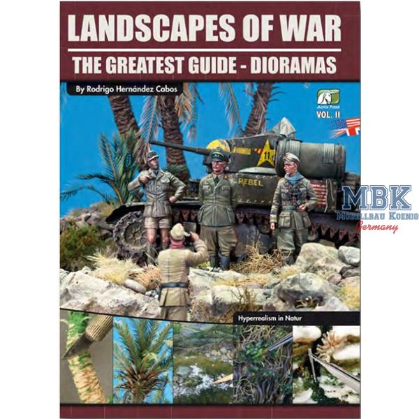 Landscapes of War: The greatest guide Dioramas #2