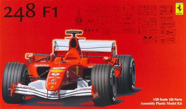 1/20 FUJIMI CP09 F1 Ferrari 248F1 2006 MS Model