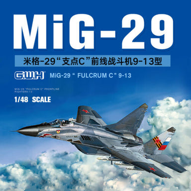 "1/48 Great Wall Hobby MIG-29 9-13 ""Fulcrum C"""