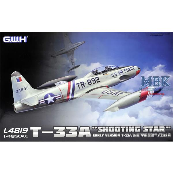 1/48 Great Wall T-33A Shooting Star Early Version