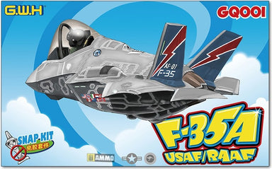 Great Wall F-35A USAF/RAAF Egg Plane