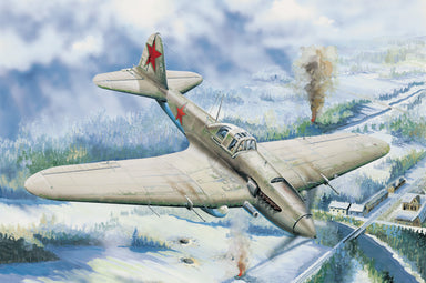 1/32 Hobby Boss IL-2 Ground Attack Aircraft