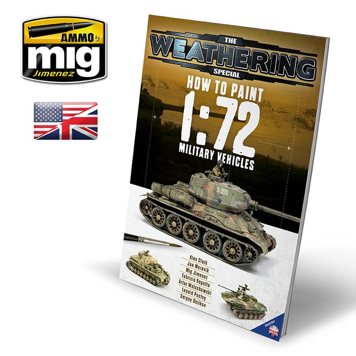 TWS - HOW TO PAINT 1:72 MILITARY VEHICLES