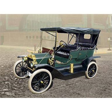 "1/24 ICM Ford T Modell 1911 ""Touring"""