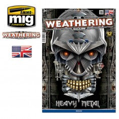 "AMMO The Weathering Magazine No.14 ""Heavy Metal"""