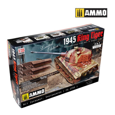AMMO 1/35 King Tiger Henschel latest Version 1945