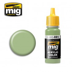 AMMO LIGHT GREEN KHV-553M
