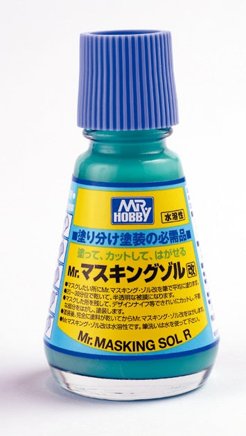 Mr. Hobby Mr. Masking Sol R-20ml