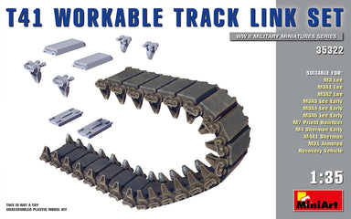 1/35 MiniArt T41 Workable Track Link Set