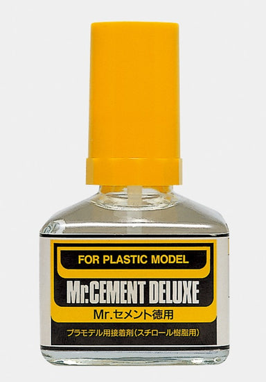 Mr. Hobby Mr. Cement Deluxe Liquid Cement - 40ml