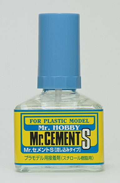 Mr. Hobby Mr. Cement Deluxe S - 40ml