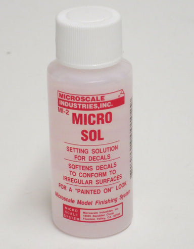 Microscale Micro Sol Setting Solution, 1oz