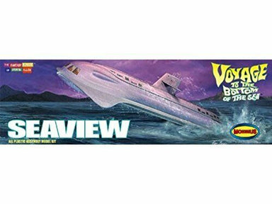 1/350 Moebius Voyage to the Bottom of the Sea- Seaview