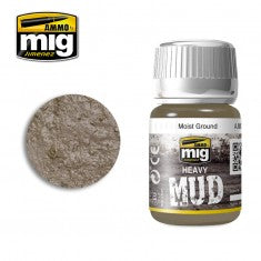 AMMO Heavy Mud - Moist Ground