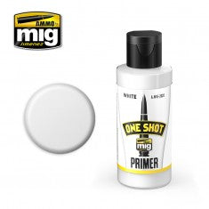 AMMO One Shot Primer - White