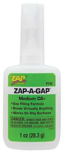 ZAP A Gap CA+ Glue , 1oz Medium Viscosity