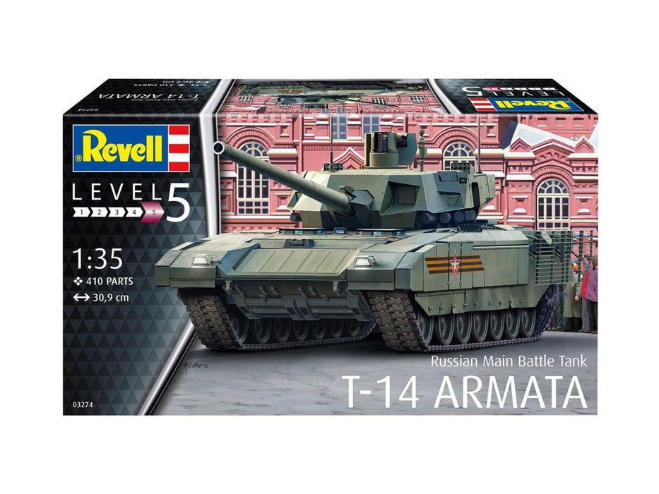 1/35 Revell Russian Main Battle Tank T-14 Armata