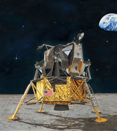1/48 Revell Apollo 11 Lunar Module Eagle