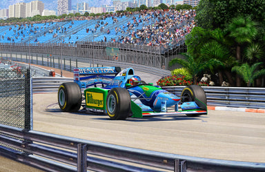 "1/24 Revell 25th Anniversary ""Benetton Ford B194"""
