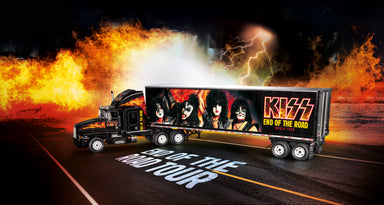 "1/32 Revell Truck & Trailer ""KISS Tour Truck "" Limited Edition"