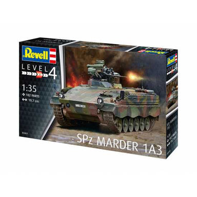 1/35 Revell SPz Marder 1 A3