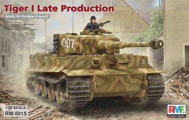 1/35 Rye Field Model Tiger I late Production