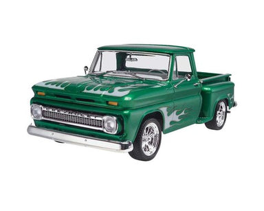 1/25 Revell '65 Chevy Stepside Pickup 2in1