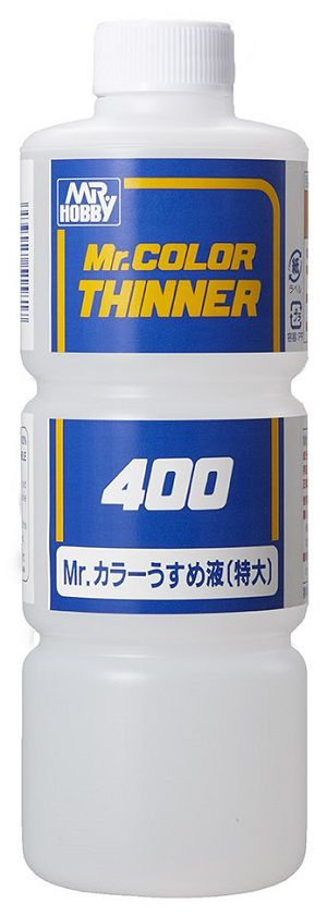Mr. Hobby Mr. Color Thinner - 400ml