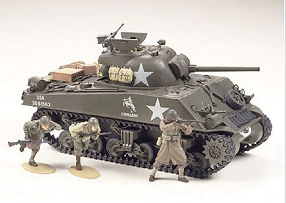 M4A3 Sherman 75mm late production