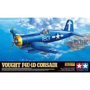 1/32 Tamiya US Vought F4U-1D Corsair