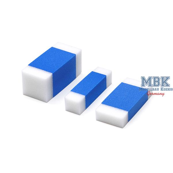 Tamiya Polishing Compound Sponges