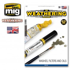 AMMO Weathering Magazine No.17 Washes, Filters and Oils