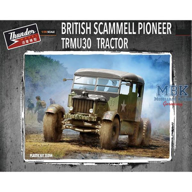 Thunder Models 1/35 British Scammell Pioneer TRCU30 TRACTOR