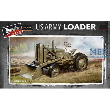 US Army Tractor LOADER   1/35