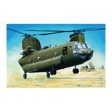 1/72 Trumpeter CH-47D Chinook