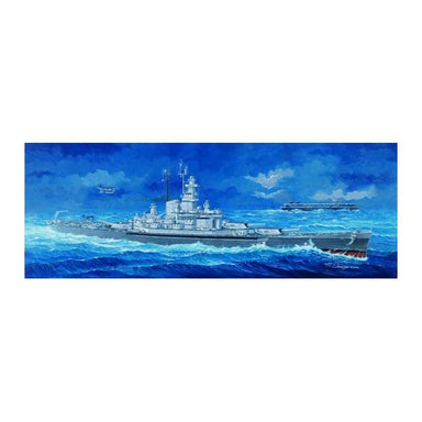 1/350 Trumpeter USS MASSACHUSETTS BB-59