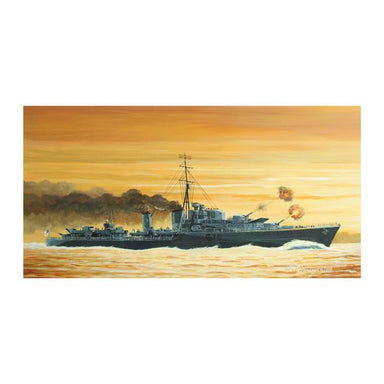 1/700 Trumpeter Tribal-class destroyer HMS Eskimo (F75)1941 1:700