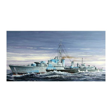 1/700 Trumpeter Tribal-class destroyer HMCS Huron (G24)1944