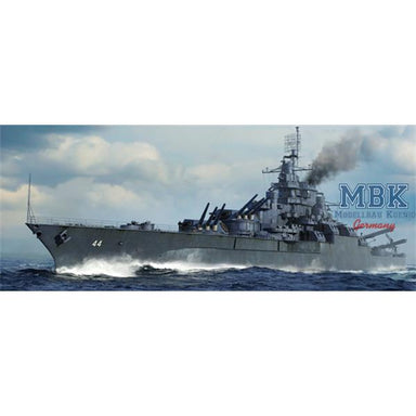 1/700 Trumpeter USS California BB44 Battleship 1945