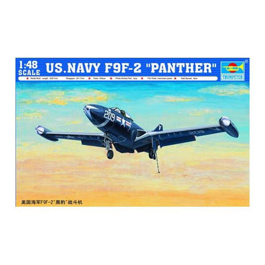"US.NAVY F9F-2 ""Panther"""